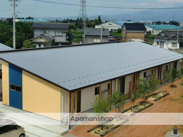 富山県中新川郡立山町の築2年 1階建の賃貸アパート