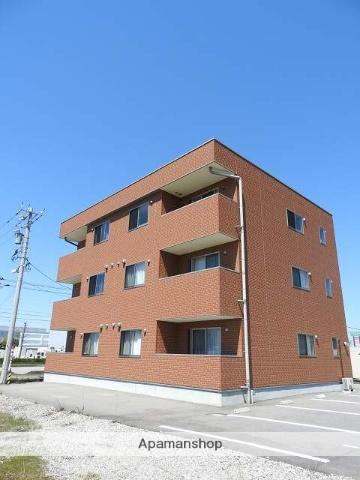 富山県中新川郡上市町、相ノ木駅徒歩12分の新築 3階建の賃貸マンション