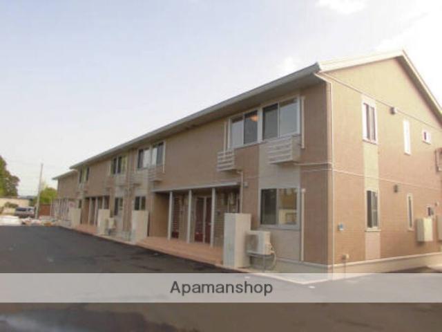 富山県富山市、越中荏原駅徒歩15分の築2年 2階建の賃貸アパート