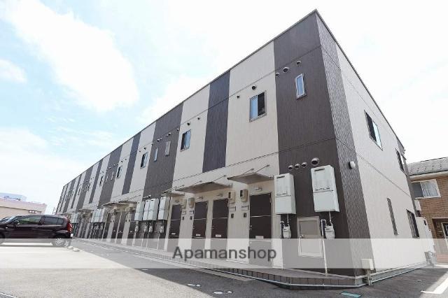 富山県富山市、新庄田中駅徒歩29分の築1年 2階建の賃貸アパート