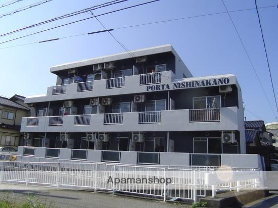 富山県富山市、西中野駅徒歩3分の築29年 3階建の賃貸マンション