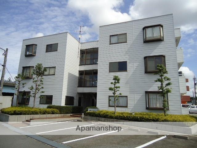 富山県富山市の築21年 3階建の賃貸マンション