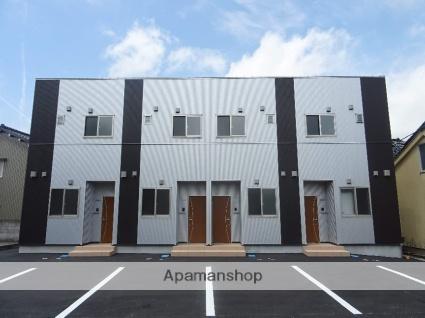 富山県富山市、小泉町駅徒歩5分の新築 2階建の賃貸アパート