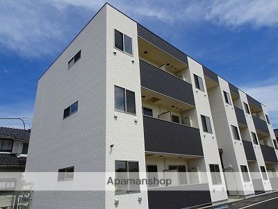 富山県富山市、越中荏原駅徒歩12分の新築 3階建の賃貸アパート