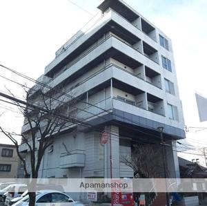 富山県富山市、中町(西町北)駅徒歩4分の築33年 6階建の賃貸マンション