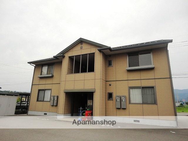 富山県富山市、笹津駅徒歩39分の築12年 2階建の賃貸アパート