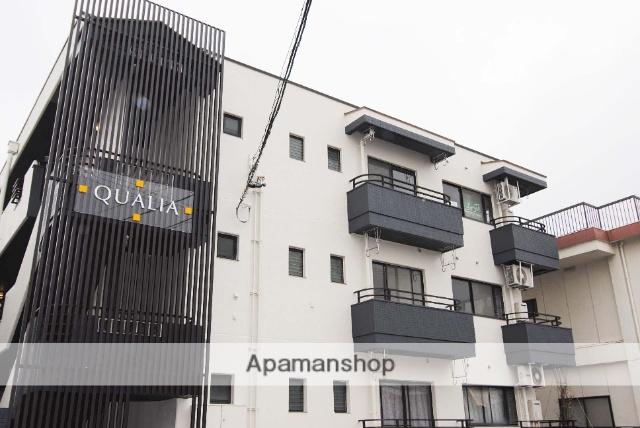 富山県富山市、南富山駅徒歩8分の築29年 3階建の賃貸マンション