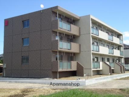 富山県富山市の築5年 3階建の賃貸マンション