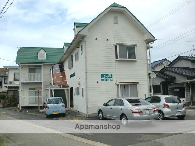 富山県富山市、東新庄駅徒歩24分の築27年 2階建の賃貸アパート