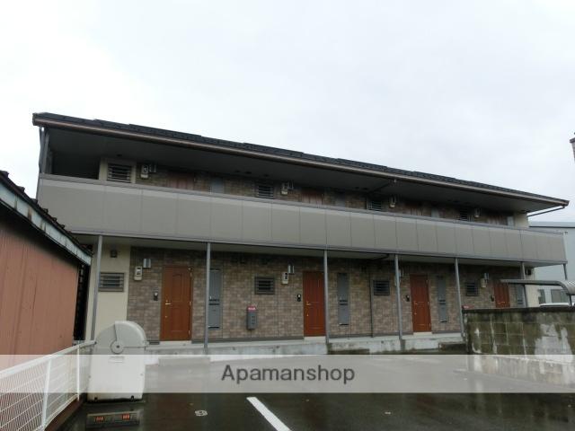 富山県富山市、広貫堂前駅徒歩9分の築12年 2階建の賃貸アパート