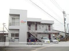 富山県富山市、南富山駅徒歩11分の築28年 2階建の賃貸アパート