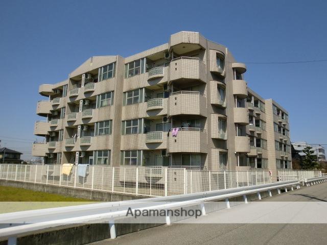 富山県富山市の築26年 4階建の賃貸マンション