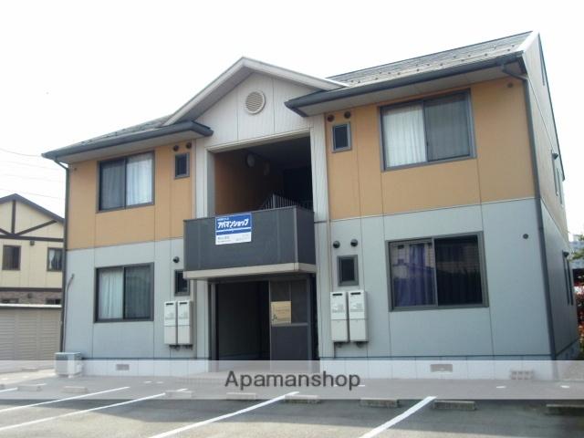 富山県富山市、不二越駅徒歩11分の築14年 2階建の賃貸アパート