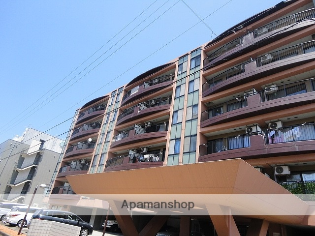 富山県富山市の築19年 6階建の賃貸マンション