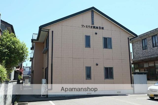 富山県高岡市、新高岡駅徒歩15分の築16年 2階建の賃貸アパート