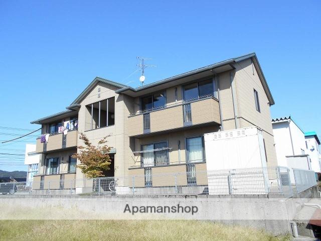 富山県高岡市、福岡駅徒歩20分の築14年 2階建の賃貸アパート