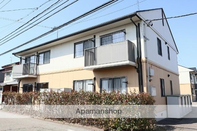 富山県高岡市、市民病院前駅徒歩12分の築14年 2階建の賃貸アパート