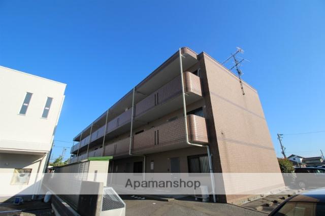 富山県高岡市、新高岡駅徒歩12分の築18年 3階建の賃貸マンション