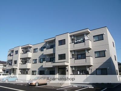 富山県高岡市、新高岡駅徒歩21分の築8年 3階建の賃貸マンション