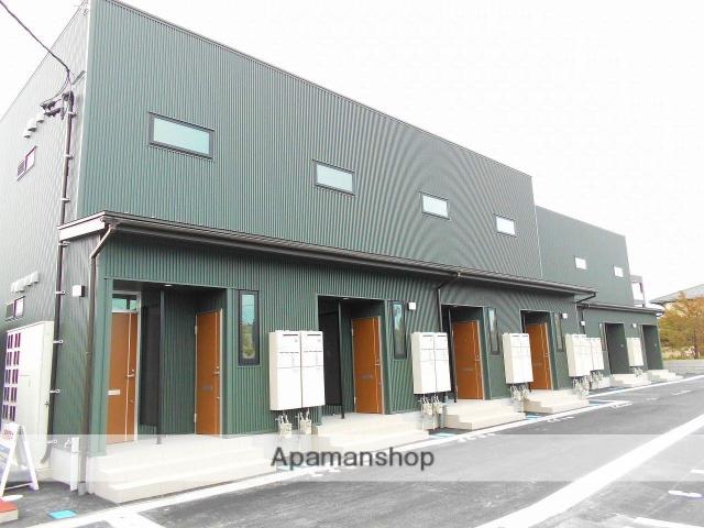富山県高岡市、新高岡駅徒歩9分の新築 2階建の賃貸アパート