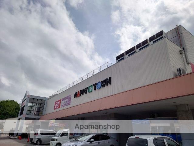 アルビス氷見店 1600m