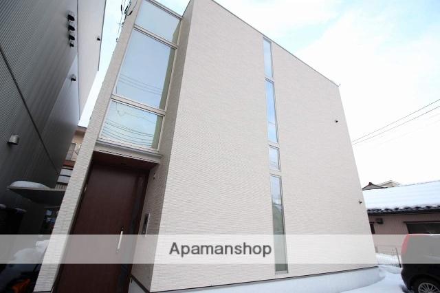 富山県高岡市、高岡駅徒歩8分の新築 2階建の賃貸アパート