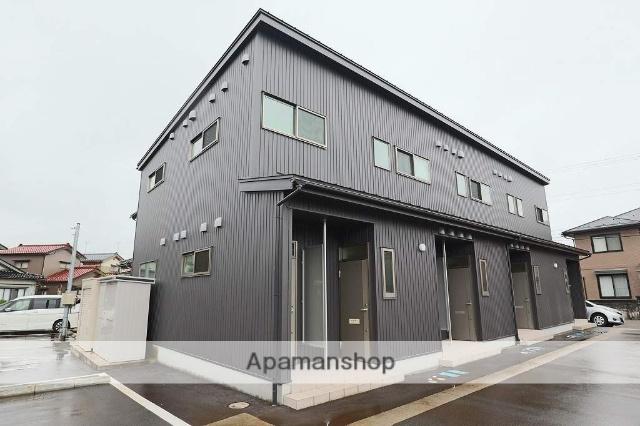 富山県高岡市、江尻駅徒歩5分の新築 2階建の賃貸アパート