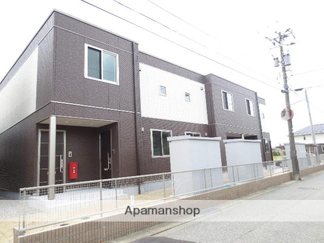 富山県高岡市、高岡駅徒歩25分の築3年 2階建の賃貸マンション