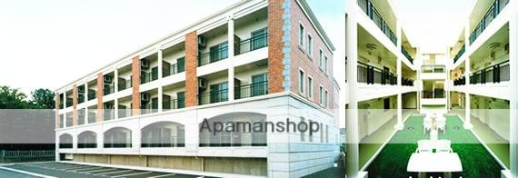 富山県高岡市、高岡駅徒歩8分の築20年 3階建の賃貸マンション