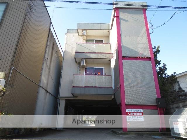 富山県高岡市、広小路駅徒歩5分の築21年 3階建の賃貸マンション