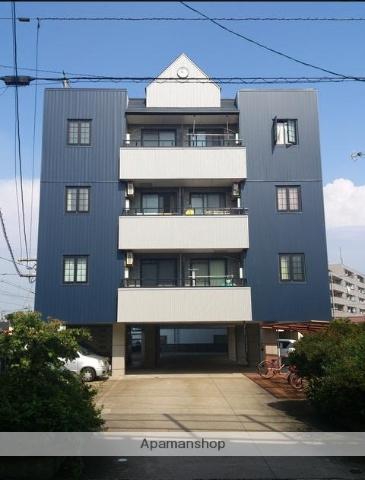 富山県高岡市、高岡駅徒歩18分の築22年 4階建の賃貸マンション