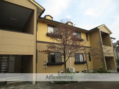 富山県高岡市、江尻駅徒歩6分の築22年 2階建の賃貸アパート