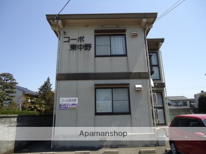 富山県富山市、小泉町駅徒歩5分の築21年 2階建の賃貸アパート