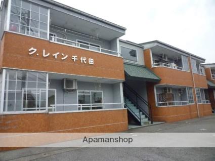富山県富山市、下奥井駅徒歩5分の築28年 2階建の賃貸マンション