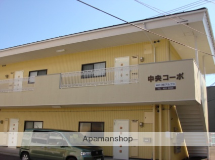 富山県富山市、富山トヨペット本社前駅徒歩16分の築41年 2階建の賃貸アパート