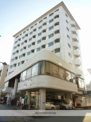 富山県富山市、諏訪川原駅徒歩5分の築31年 9階建の賃貸マンション