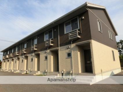富山県富山市の築6年 2階建の賃貸テラスハウス