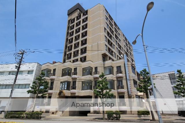 富山県富山市、富山駅徒歩7分の築26年 10階建の賃貸マンション