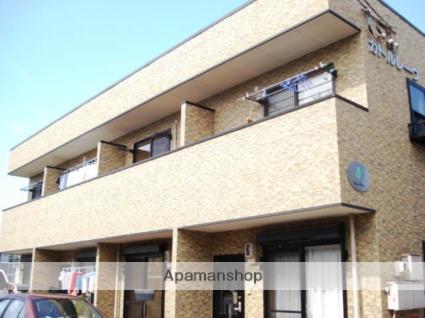 富山県富山市、越中荏原駅徒歩10分の築15年 2階建の賃貸テラスハウス