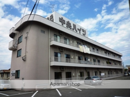 富山県富山市、富山トヨペット本社前駅徒歩16分の築38年 3階建の賃貸マンション