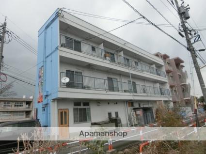 富山県富山市、大学前駅徒歩5分の築33年 3階建の賃貸アパート