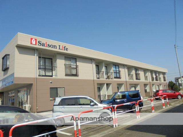 富山県富山市、速星駅徒歩17分の築23年 2階建の賃貸アパート