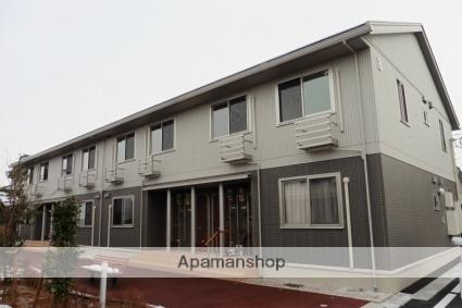 富山県富山市、東新庄駅徒歩13分の築2年 2階建の賃貸アパート