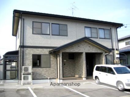 富山県富山市の築15年 2階建の賃貸テラスハウス