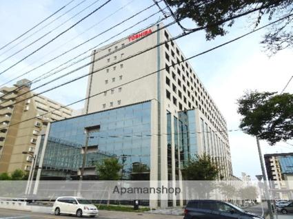 富山県富山市、富山駅徒歩5分の築16年 11階建の賃貸マンション