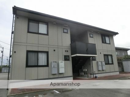 富山県富山市の築14年 2階建の賃貸アパート
