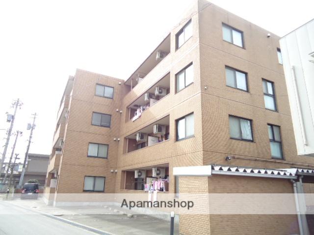 富山県富山市、堀川小泉駅徒歩5分の築20年 4階建の賃貸マンション