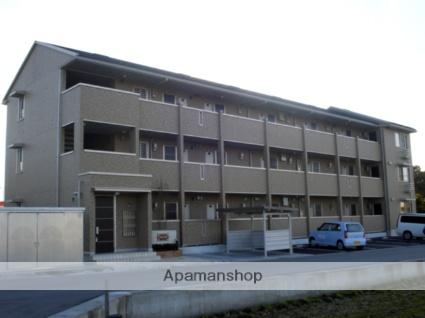富山県富山市、大泉駅徒歩20分の築9年 3階建の賃貸アパート