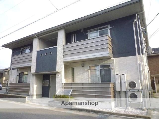 富山県富山市、西富山駅徒歩6分の築7年 2階建の賃貸アパート