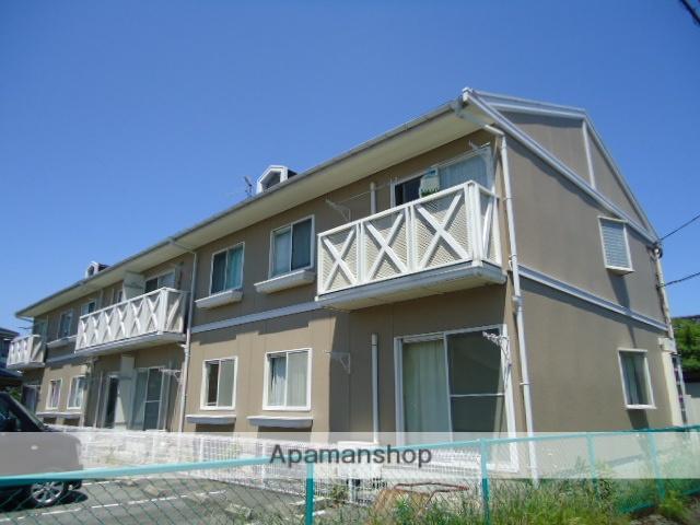 富山県富山市、大泉駅徒歩12分の築29年 2階建の賃貸アパート